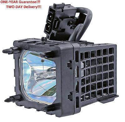 Sony Xl-5200 Hd Tv Lamp Replacement Bulb Housing Lcd Gran...