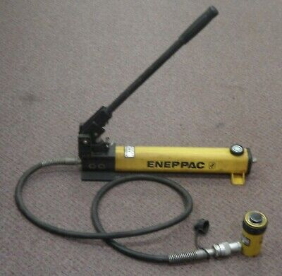 Enerpac Hydraulic Hand Pump 10000 Psi P-392
