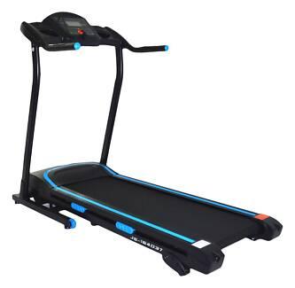 #New Electric Treadmill PRO SUSPENSION /1.5CHP EverDrive™ Motor