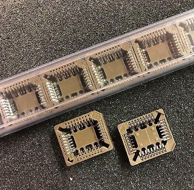 Fci Plcc-32p-t-smd Ic Socket 32 Pin Plcc Smd New Qty.5