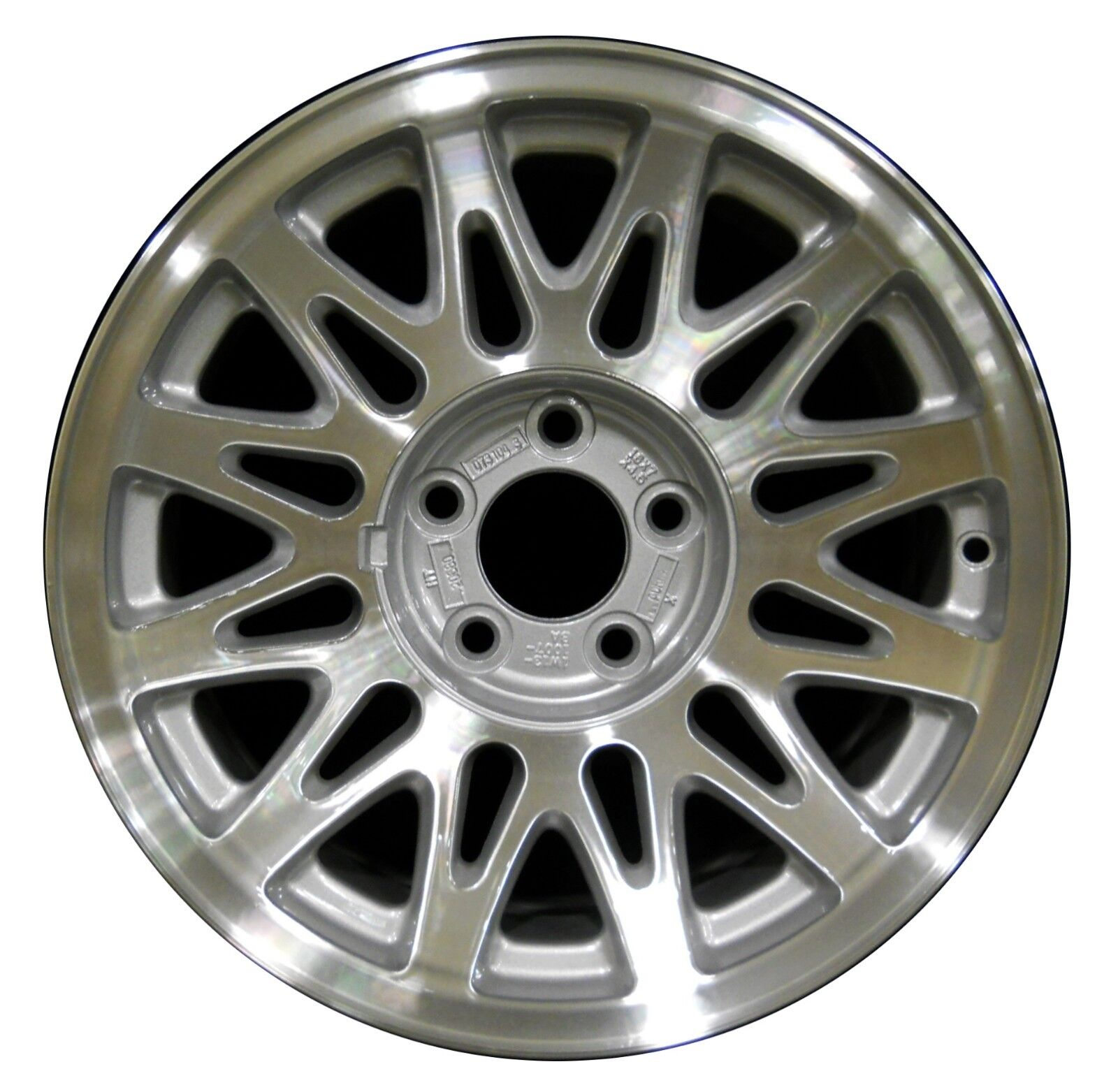 Used 2000 Lincoln Town Car Wheels For Sale Rim 16 1998 2002 Factory Oem Wheel 3364 Silver