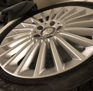 Mercedes Winter Tires/Rims C300/CLA250/B250 OEM Pirelli NEW!