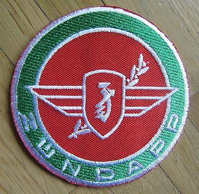 Aufnäher / Aufbügler/ Patch: ZÜNDAPP - Logo - groß -- Rar!