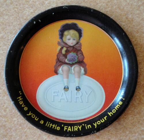 Vintage Advertising FAIRY SOAP Tin Tip Tray