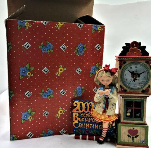 Mary Engelbreit Millennium Clock 2000 Years But Who