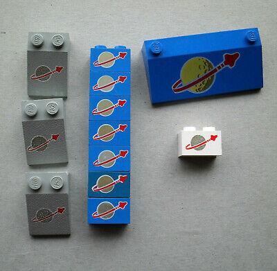 LEGO  : lot de pièces avec logo espace
