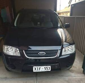 2005 FORD TERRITORY Felixstow Norwood Area Preview