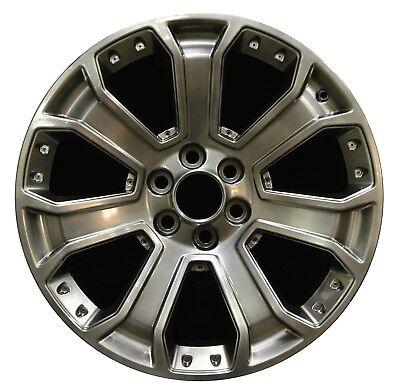 "22"" GMC Sierra Denali 1500 Yukon XL 15 16 17 Factory OEM Rim Wheel 5660 5661"