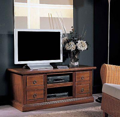 Mobile porta tv in legno salotto soggiorno varie finiture - Mobili tv classici ...