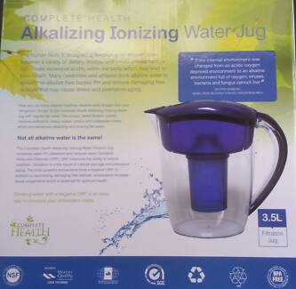 ALKALIZING IONIZING WATER JUG ! For Your Health Byron Bay Byron Area Preview
