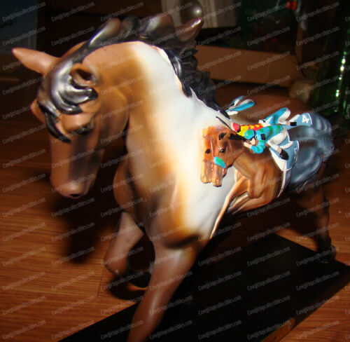 Photo Finish (Trail of Painted Ponies by Enesco, 4043944) 1E / 0621, Racing