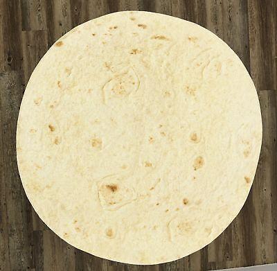 Flour Tortilla 60 Blanket