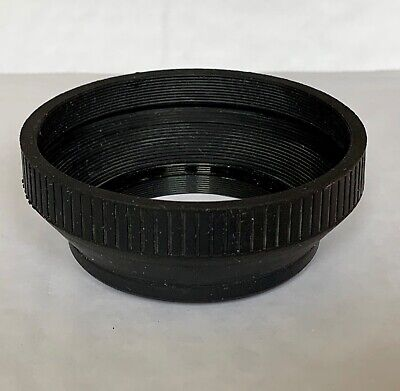 62mm Collapsible Rubber Lens Hood Collapsible Rubber Lens