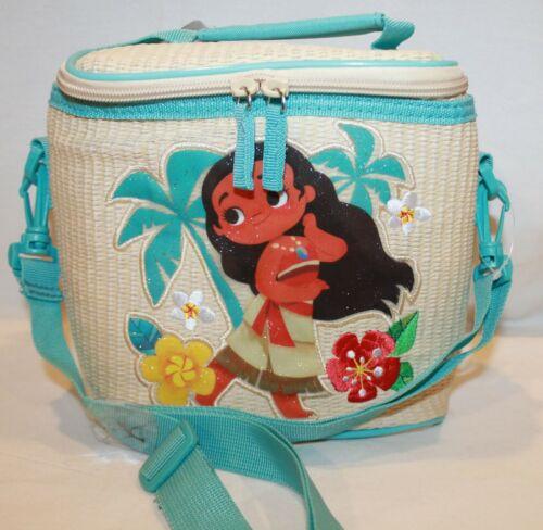 Disney Store Moana School Lunch Tote Box Bag