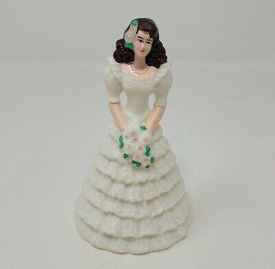 Vintage Morena Novia Boda Torta Topper Figura Decoración Figurita