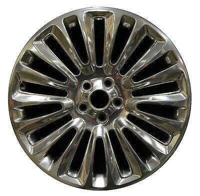 "19"" Lincoln MKZ 2013 2014 2015 2016 Factory OEM Rim Wheel 3954 Full Polished"
