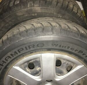 ‏winter tires GT RADIAL 195/65/15