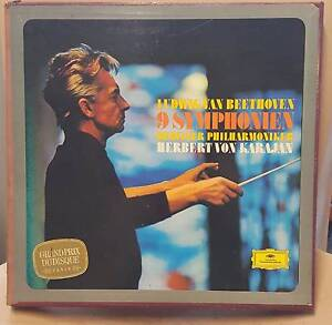"""1000 +  Vinyl LPs for sale - all Classical 12""""size Sydney City Inner Sydney Preview"""
