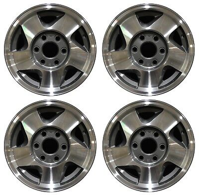 "16"" Chevrolet 1500 Suburban Tahoe 92 93 94 95 96 97 98 99 Factory OEM Wheel 5015 for sale  Shipping to Canada"