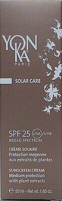Yon-Ka Solar Care Sunscreen Cream SPF 25
