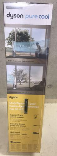 Dyson Pure Cool Turmventilator Luftreiniger - Weiß/Silber