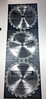 American Tool 3 PCS 7-1/4