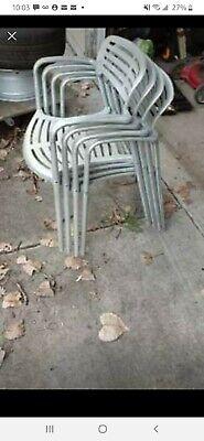 Aluminum Restaurant Chairs