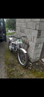 Yamaha ty 250 mono