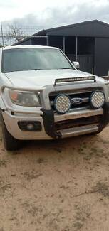 2010 Ford Ranger Xlt (4x4) 5 Sp Manual Dual Cab P/up Waroona Waroona Area Preview