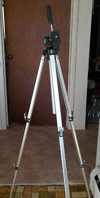 "Vintage Hollywood Camera Tripod PC-3 Model, Japan, legs 41"", center 10"""