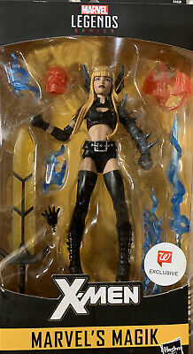 "Walgreens Exclusive Marvel Legends Magik figure new in box X-men 6"" Scale"