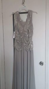 Moms evening gown size 22
