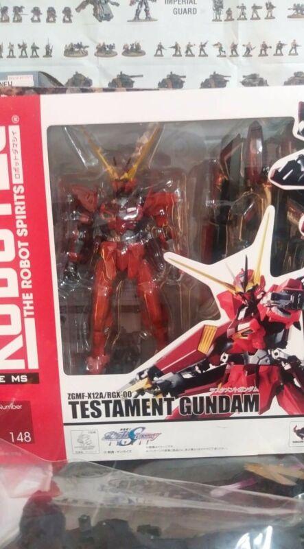 Robot Spirits Testament Gundam Damashii Nations