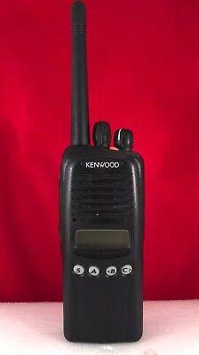 Kenwood Tk 2180 Vhf Radio Limited Keypad