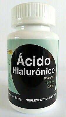 ACIDO HIALURONICO 100% ORIGINAL COLAGENO CURCUMA ORTIGA MSM HYALURONIC ACID