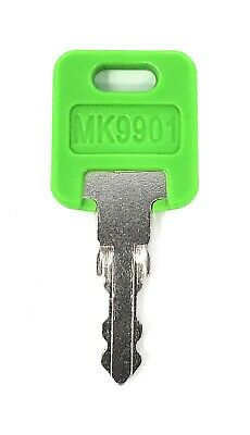 MK9901 FIC Global Link Bauer RV Green Master Key