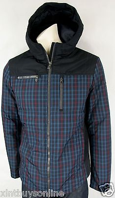 Victorinox Jacket With Hood # 8362 Navy Victorinox, used for sale  Shipping to India