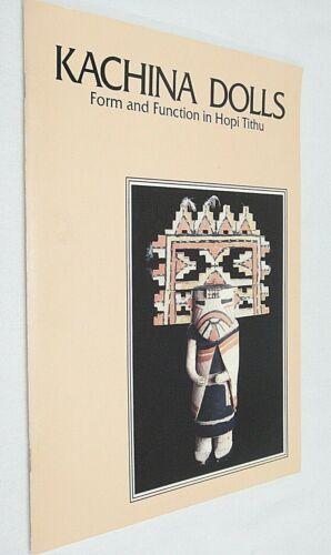 Kachina Dolls Form and Function in Hopi Tithu by Breunig & Lomatuway