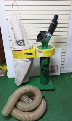 WOODTEK® 1HP DUST COLLECTOR