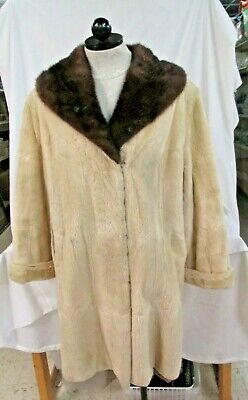 Fur Collar Coat Halloween Costume Cruella DeVille SteamPunk Victorian GOT (JBC