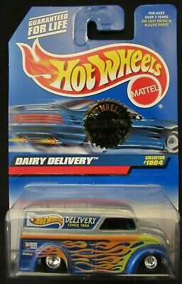Hot Wheels 1999 Trailer Edition Dairy Delivery MOC EE113
