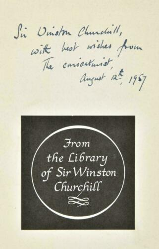 Volume from Winston Churchill