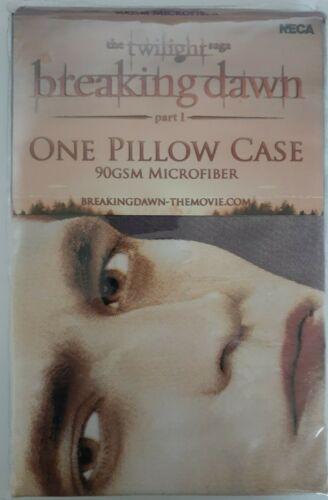 Breaking Dawn Part 1 Twilight Saga Movie Series Pillow Case Rare New In Package