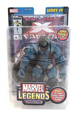 Marvel Legends APOCALYPSE Action Figure Series VII 7 ToyBiz 2004 X-Men Brand NEW