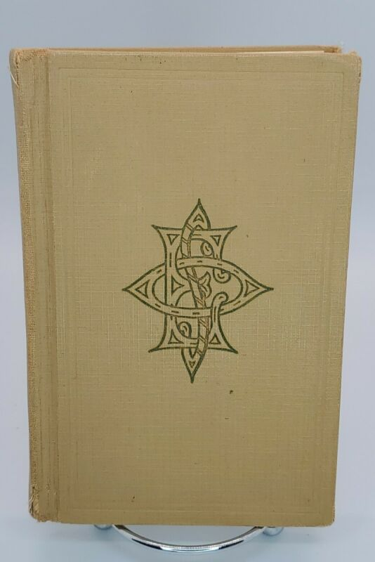 Vintage 1956 Ritual of the Order of the Eastern Star O.E.S.Hardcover Pocket Book