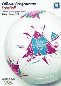 2012-LONDON-OLYMPICS-FOOTBALL-OFFICIAL-TOURNAMENT-PROGRAMME-TEAM-GB