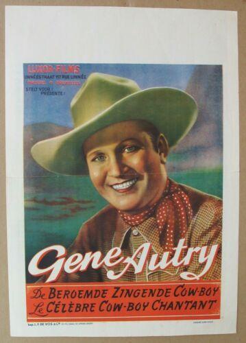 GENE AUTRY 1940