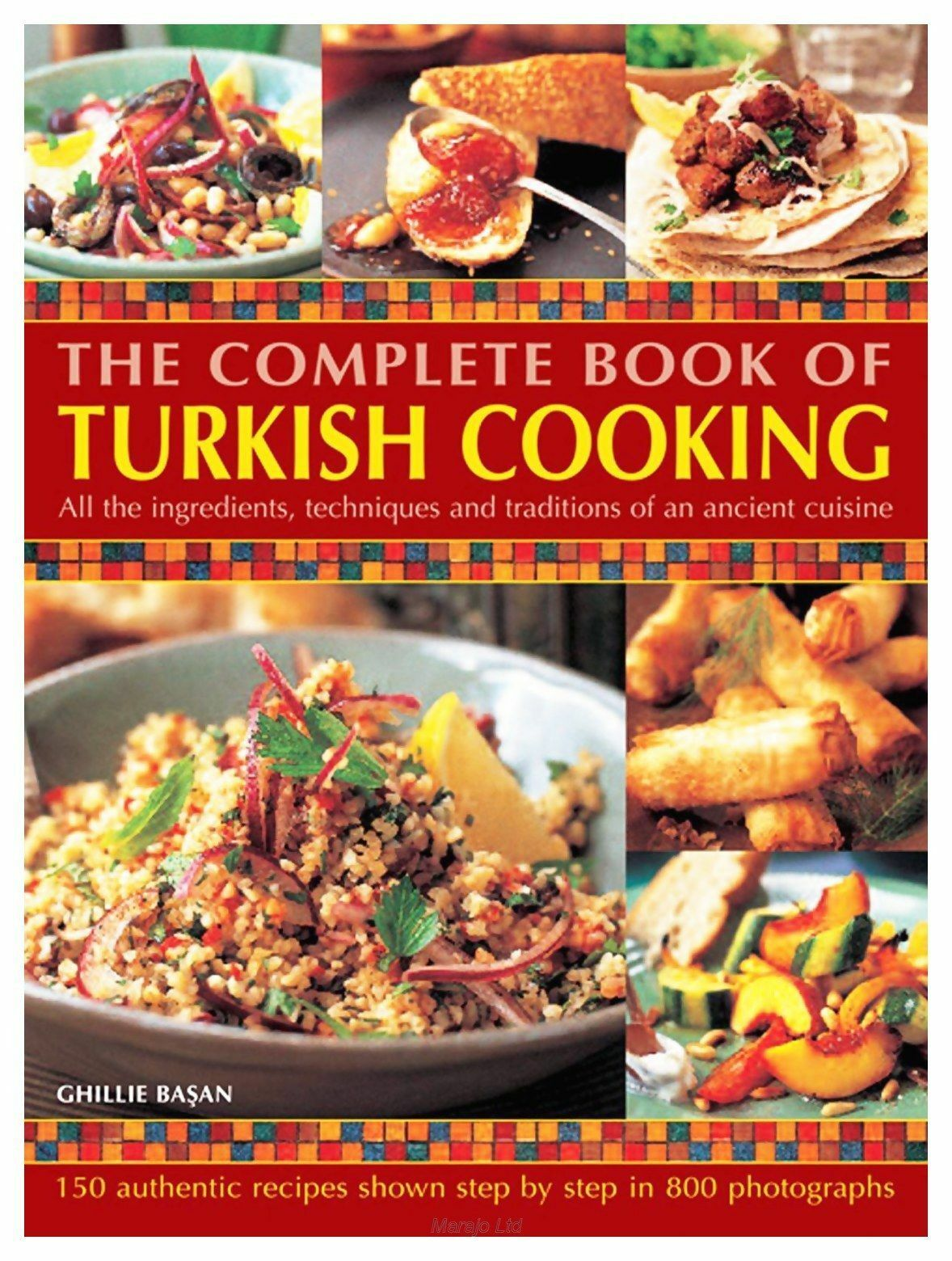The complete book of turkish cooking all the ingredients resntentobalflowflowcomponenttechnicalissues forumfinder Images