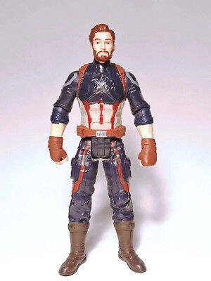Avengers Infinity War Steve Rogers (Captain America) action figure, Hasbro