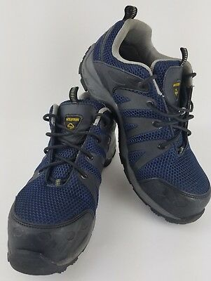 Amherst Shoe - Wolverine Men's size 11.5 Amherst Low Cut Composite Safety Toe Work Shoe W02300